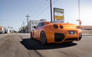 Vehicles - Nissan GT-R Wallpapers and Backgrounds ID : 512448