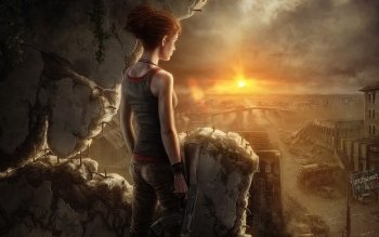 Sci Fi - Post Apocalyptic Wallpapers and Backgrounds ID : 512556