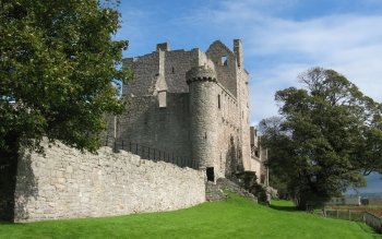Man Made - Craigmillar Castle Wallpapers and Backgrounds ID : 512716