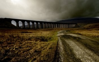 Man Made - Ribblehead Viaduct Wallpapers and Backgrounds ID : 513228