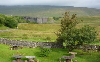 Man Made - Ribblehead Viaduct Wallpapers and Backgrounds ID : 513232