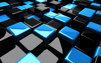 CGI - Cubes Wallpapers and Backgrounds ID : 513972