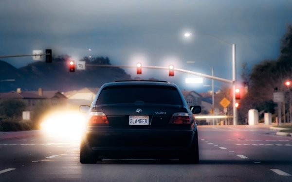 Vehicles BMW 7 Series BMW HD Wallpaper | Background Image
