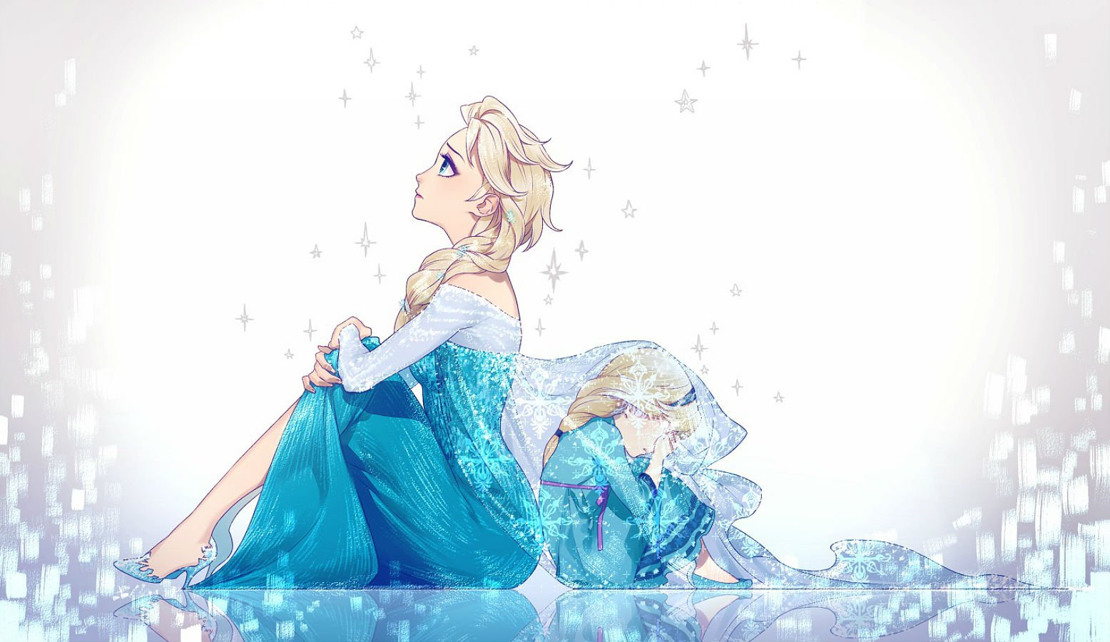 elsa wallpaper and background image | 1556x900 | id:514212