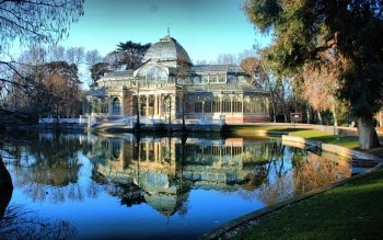 Man Made - Palacio De Cristal Wallpapers and Backgrounds ID : 514580