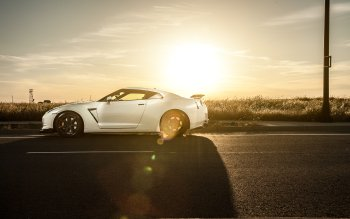 Vehicles - Nissan GT-R Wallpapers and Backgrounds ID : 514850