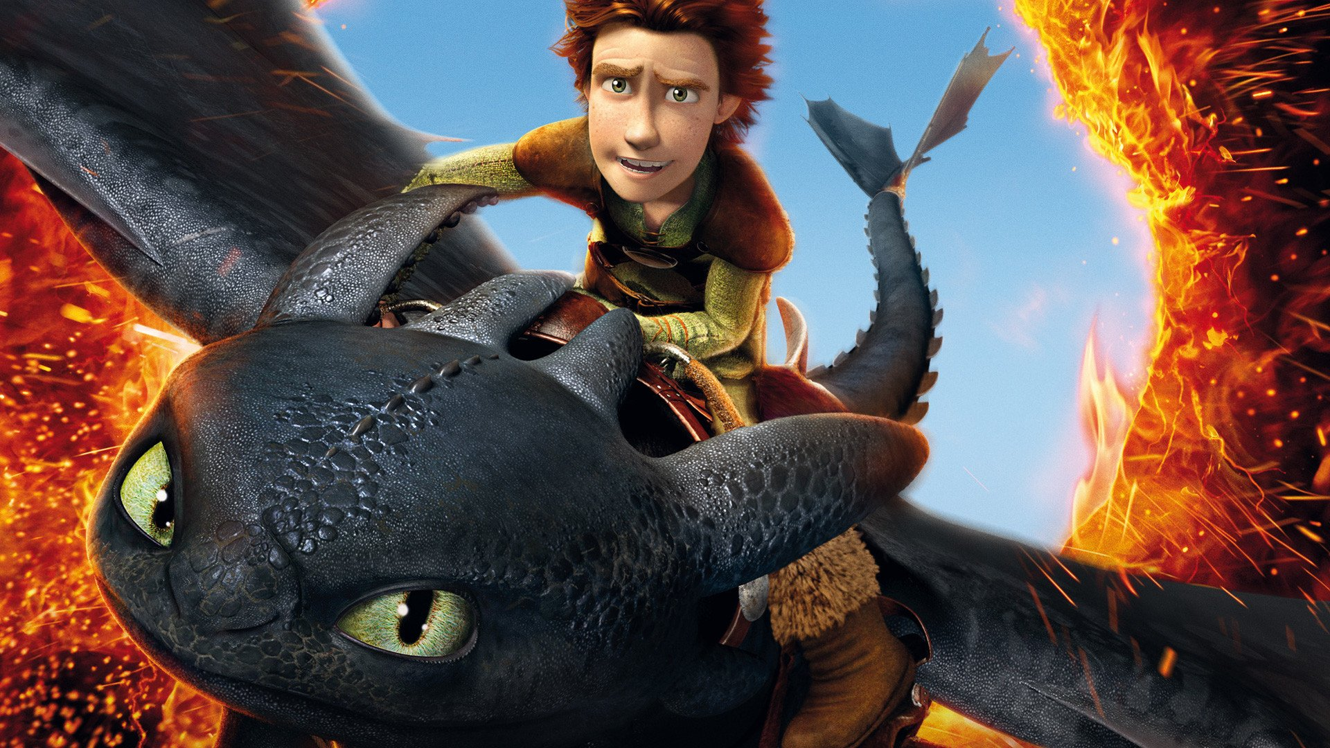 63 How To Train Your Dragon Hd Wallpapers Background Images