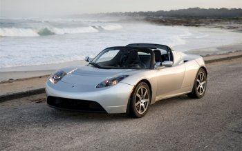 22 Tesla Roadster Hd Wallpapers Background Images Wallpaper Abyss