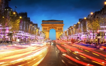Man Made - Arc De Triomphe Wallpapers and Backgrounds ID : 515571
