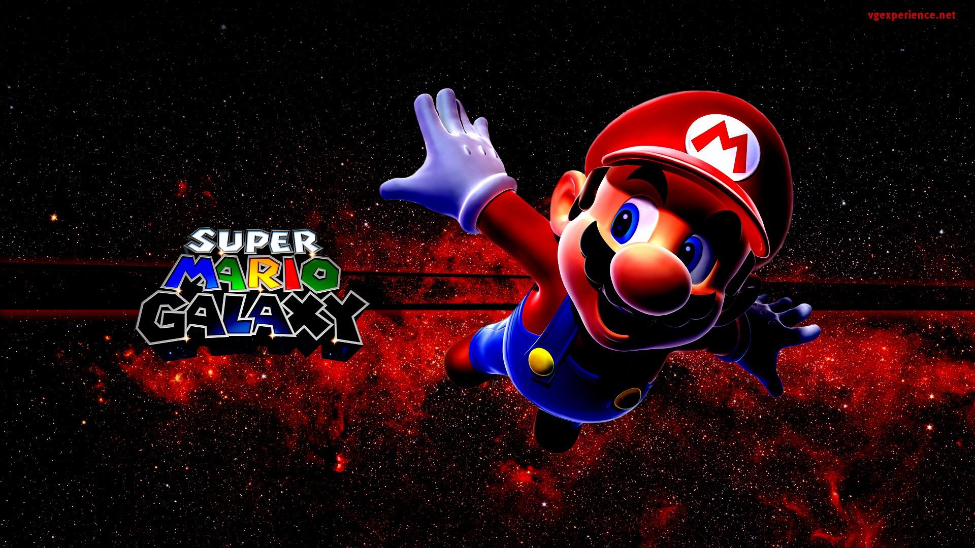 Super Mario Galaxy Wallpapers: Super Mario Galaxy Computer Wallpapers, Desktop