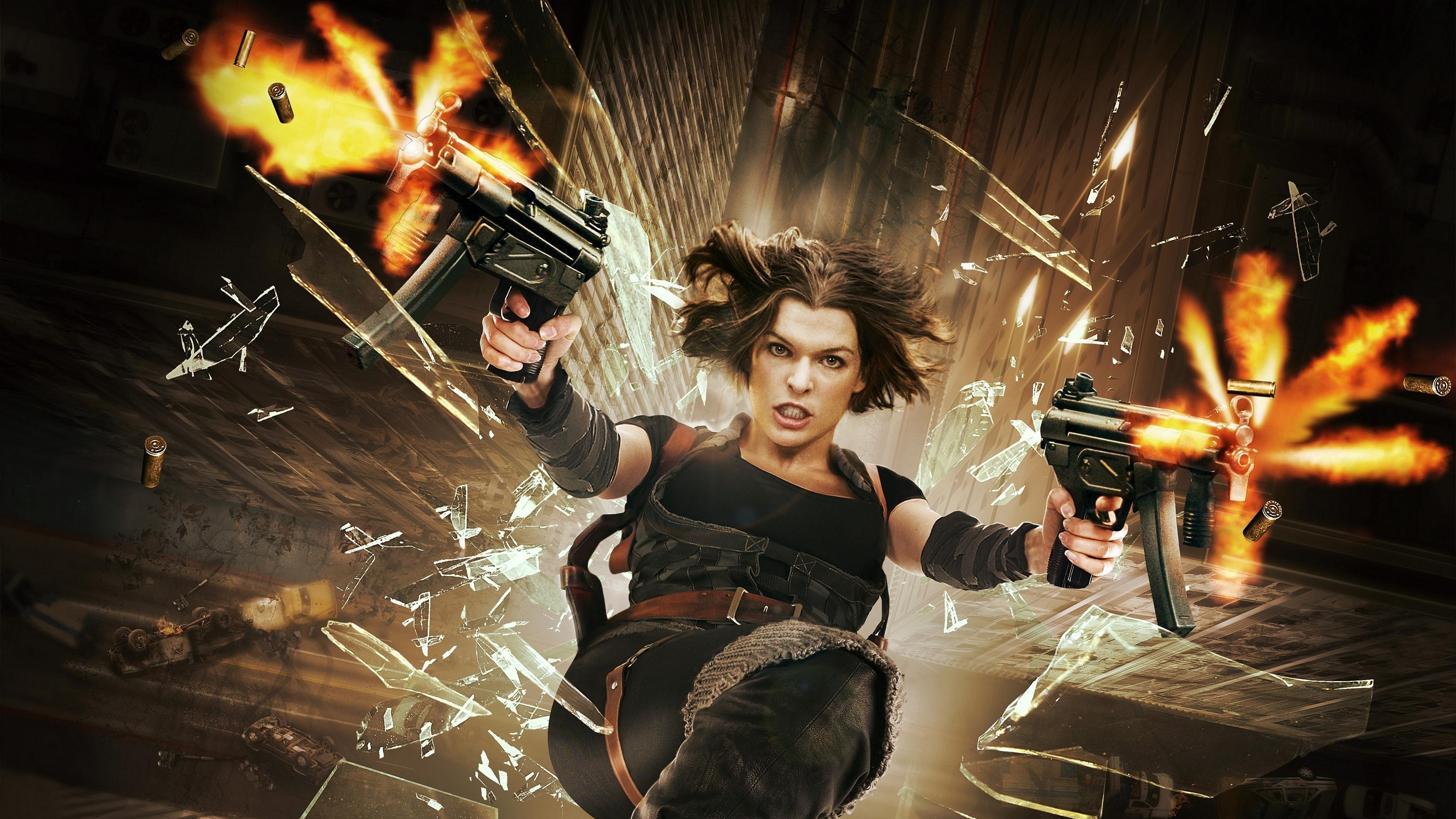 Resident Evil: Afterlife HD Wallpaper | Background Image ...