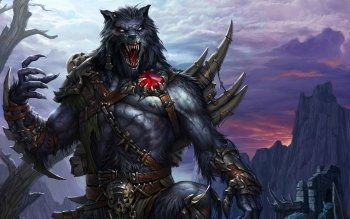 Dark - Werewolf Wallpapers and Backgrounds ID : 516633