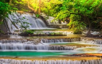 Earth - Waterfall Wallpapers and Backgrounds ID : 517263