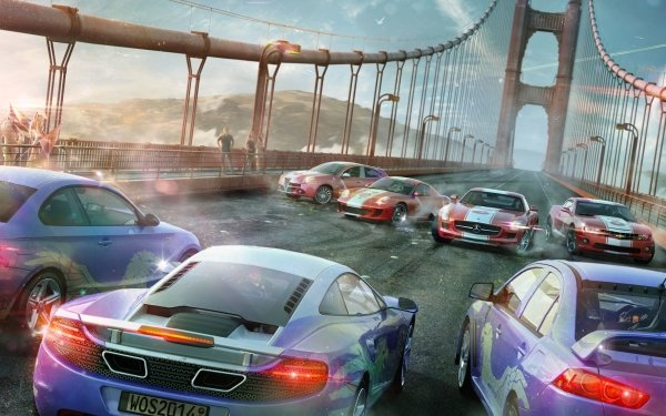 Video Game World of Speed HD Wallpaper   Background Image