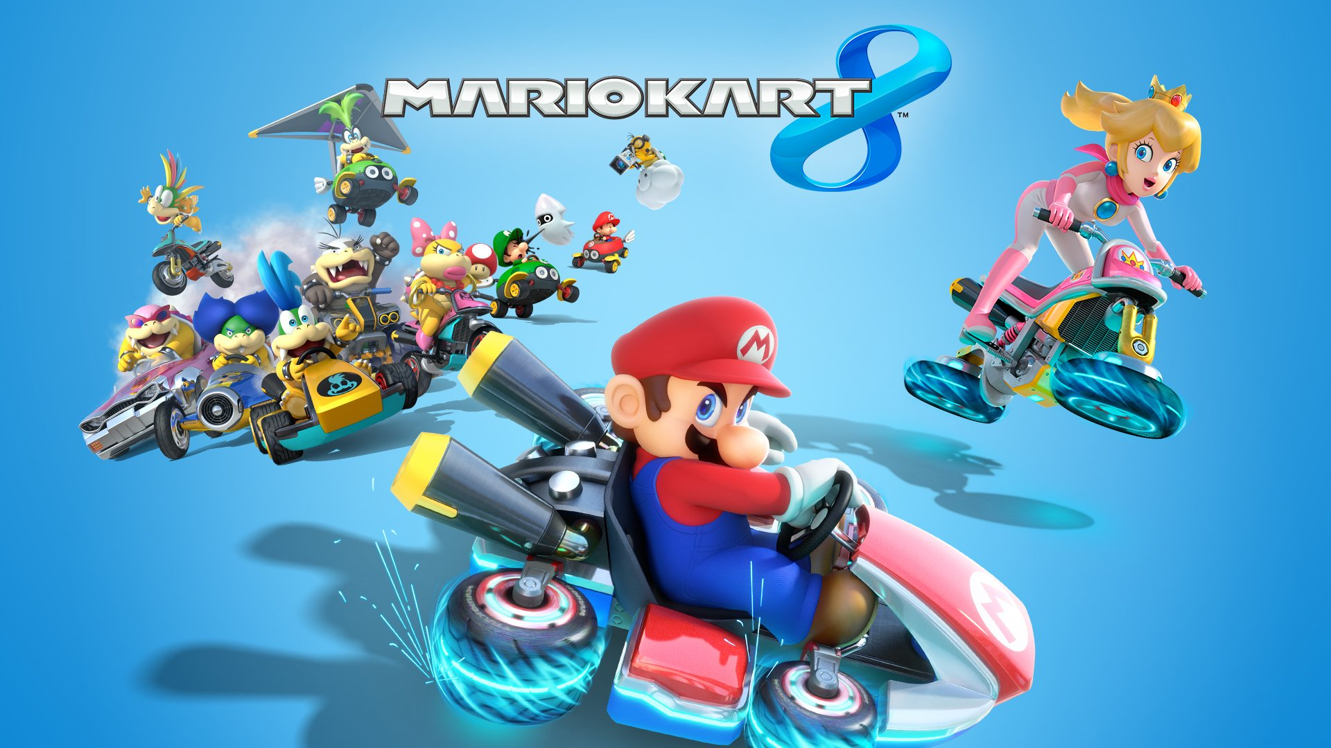 Video Game - Mario Kart 8  Wallpaper