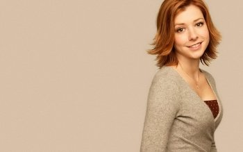 Celebrity - Alyson Hannigan Wallpapers and Backgrounds ID : 51960
