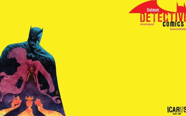 Comics Batman: Detective Comics Batman Detective HD Wallpaper | Background Image