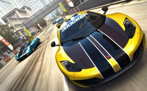Video Game GRID Autosport Grid HD Wallpaper | Background Image