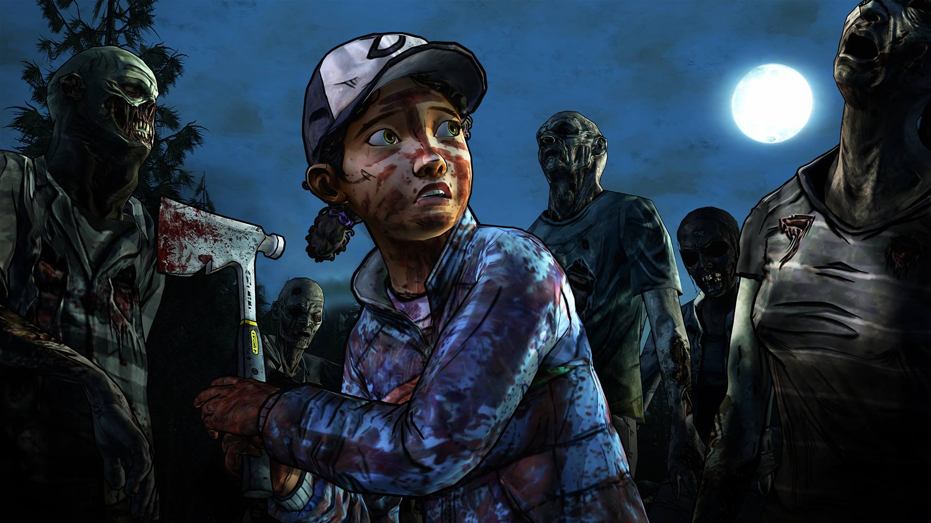 The Walking Dead Game Online