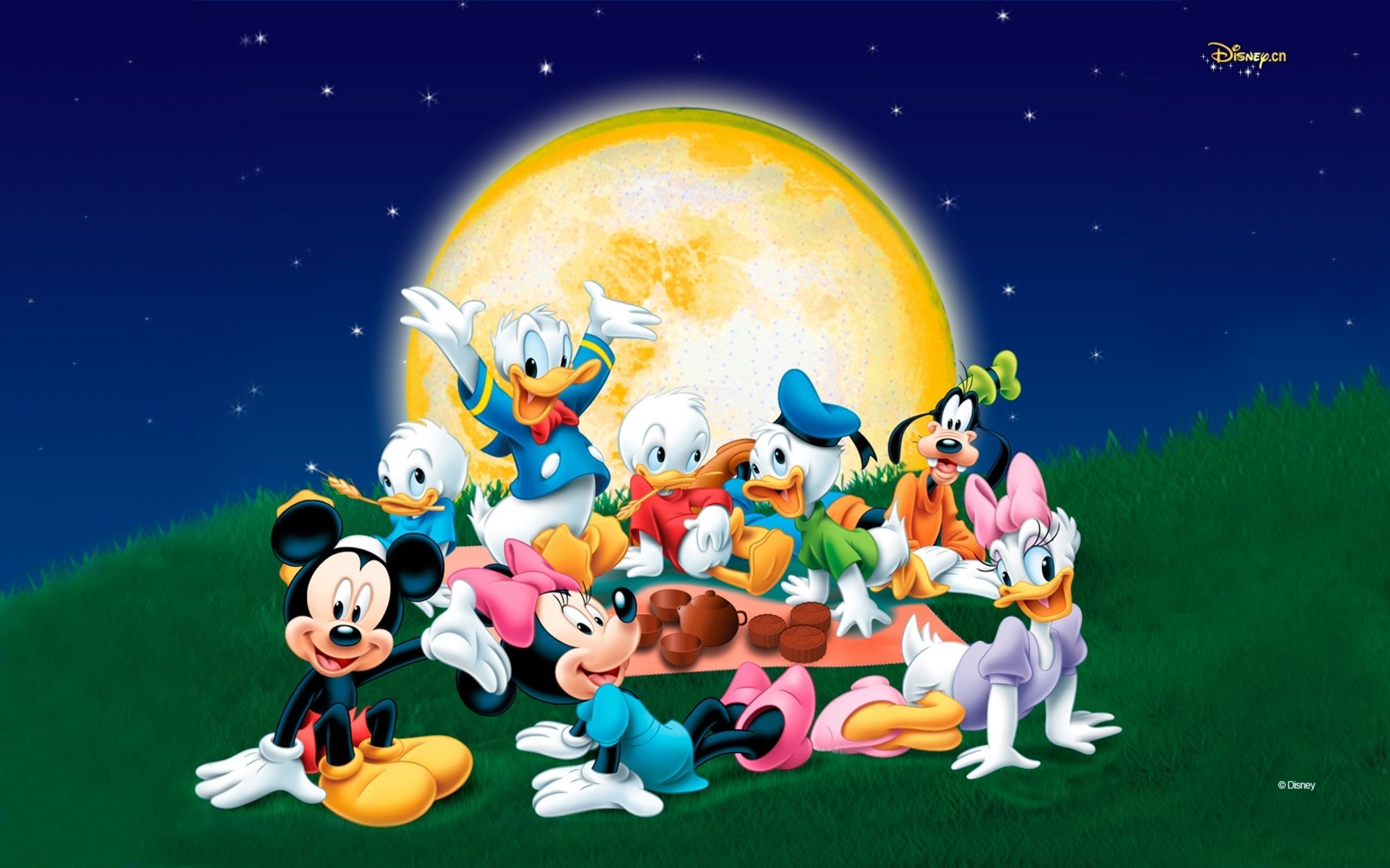 Mickey mouse and friends fond d 39 cran and arri re plan 1680x1050 id 520896 wallpaper abyss - Telecharger film mickey mouse gratuit ...