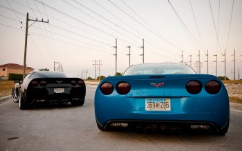 Vehicles - Chevrolet Corvette Wallpapers and Backgrounds ID : 520081