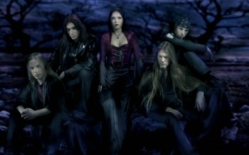 Musik - Nightwish Wallpapers and Backgrounds ID : 520503