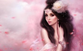 Fantasy - Women Wallpapers and Backgrounds ID : 520617