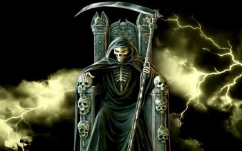 Dark - Grim Reaper Wallpapers and Backgrounds ID : 520910