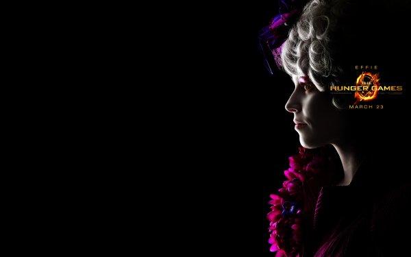 Movie The Hunger Games Effie Trinket Elizabeth Banks HD Wallpaper | Background Image