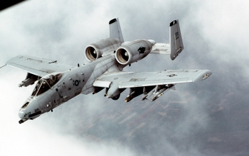 Military - Fairchild Republic A-10 Thunderbolt II Wallpapers and Backgrounds ID : 521502