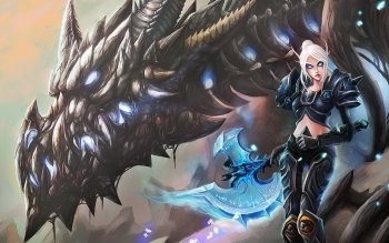 Video Game - World Of Warcraft Wallpapers and Backgrounds ID : 521934