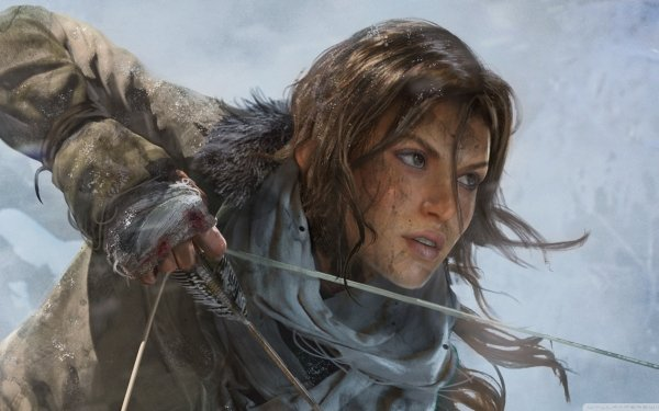 Video Game Rise of the Tomb Raider Tomb Raider HD Wallpaper   Background Image