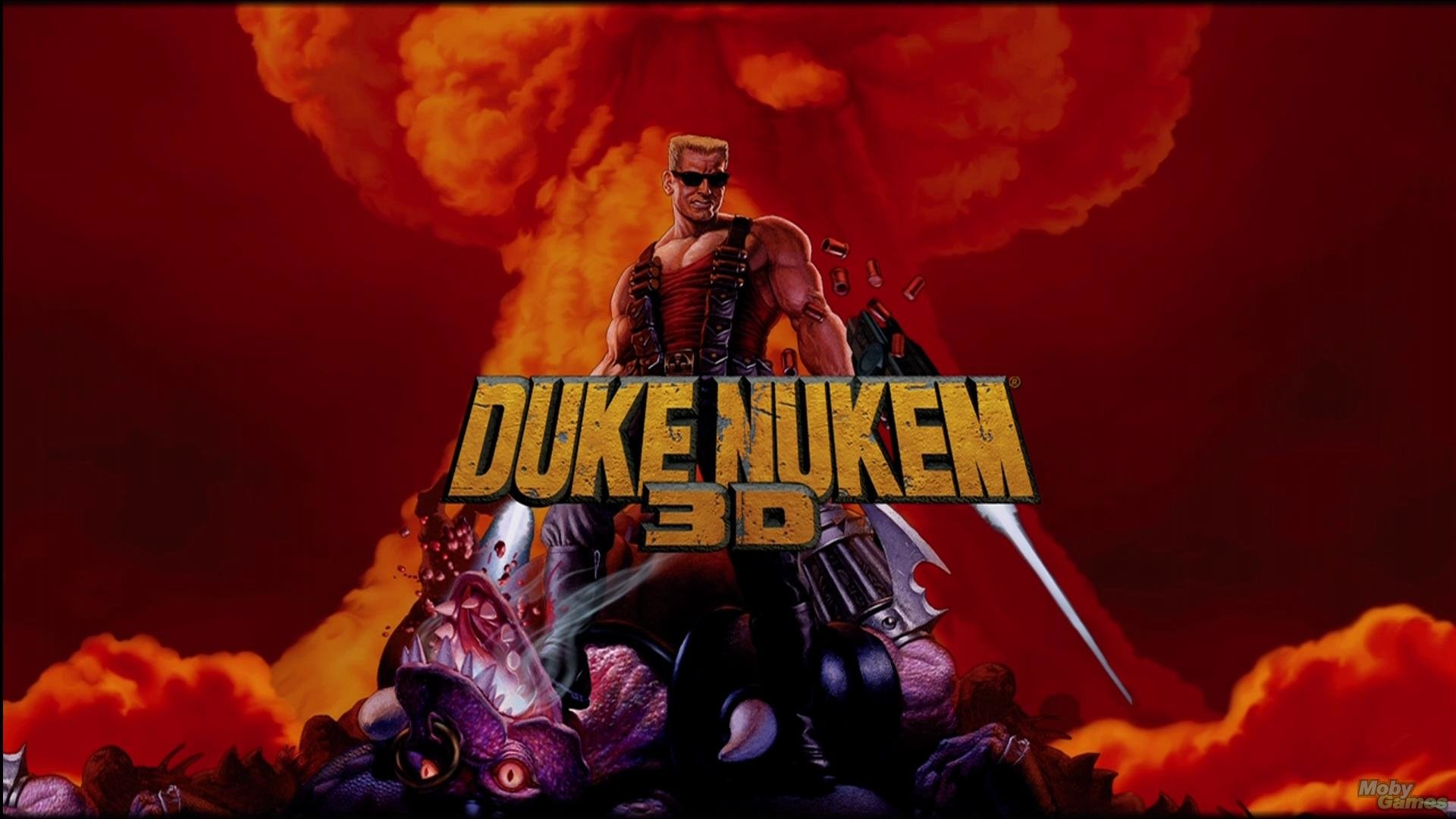 Duke Nukem Forever HD desktop wallpaper : High Definition