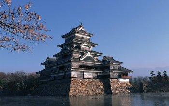Man Made - Matsumoto Castle Wallpapers and Backgrounds ID : 522047
