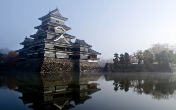 Man Made - Matsumoto Castle Wallpapers and Backgrounds ID : 522054