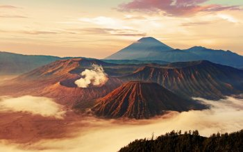 Earth - Volcano Wallpapers and Backgrounds ID : 522133