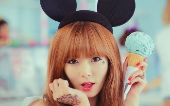 Music - Kim Hyuna Wallpapers and Backgrounds ID : 522954