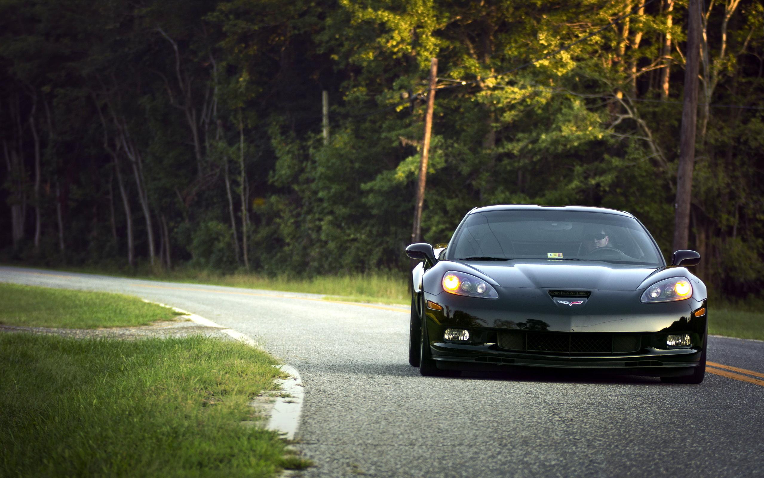 Chevrolet corvette c6 hd wallpaper background image 2558x1600 id 523918 wallpaper abyss - Corvette c6 wallpaper ...
