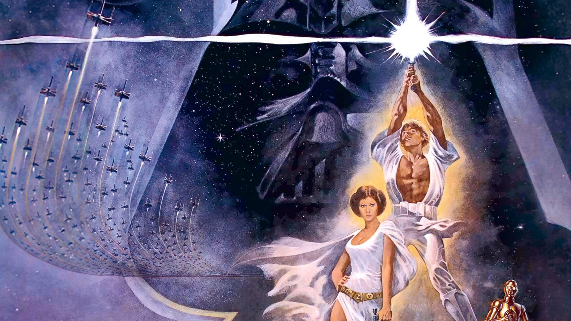 36 Star Wars Episode Iv A New Hope Hd Wallpapers Background