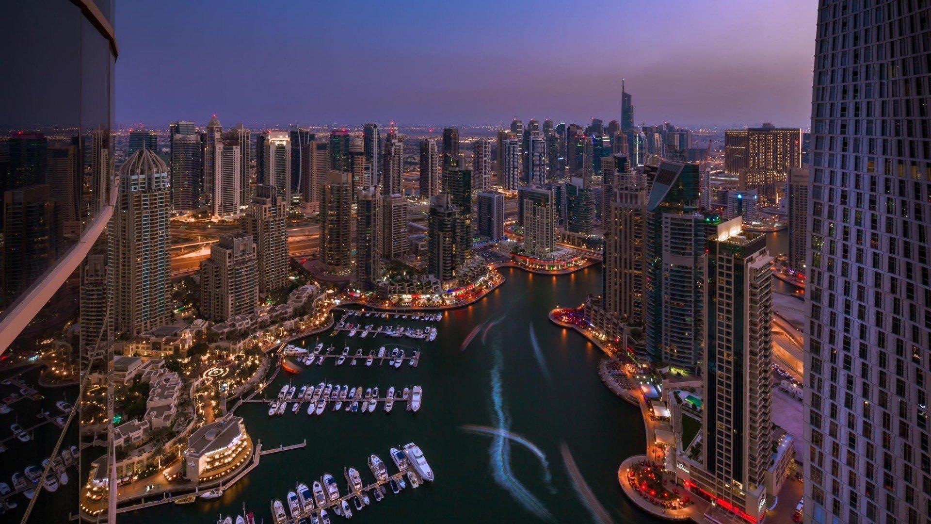 Man Made - Dubai  Wallpaper