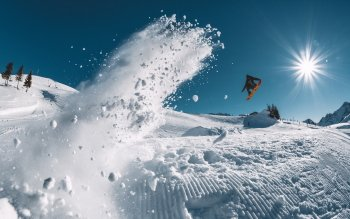 Sports - Snowboarding Wallpapers and Backgrounds ID : 523387