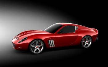 Vehicles - Ferrari 599 GTO Vandenbrink Wallpapers and Backgrounds ID : 523490