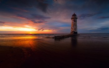 Man Made - Lighthouse Wallpapers and Backgrounds ID : 523715