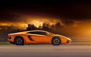 Vehicles - Lamborghini Adventador Wallpapers and Backgrounds ID : 523961