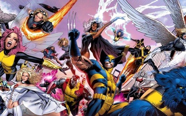 Video Game X-Men: Mutant Apocalypse X-Men HD Wallpaper | Background Image