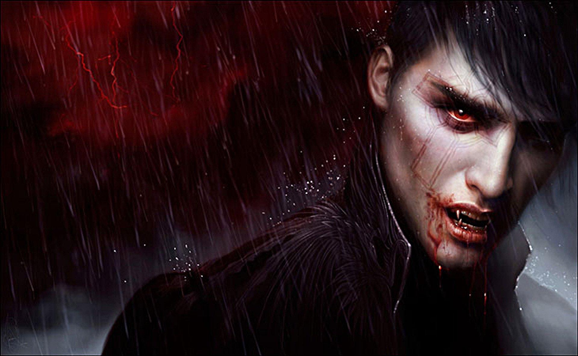 Fantasy Art Vampires Wallpapers Hd Desktop And Mobile: Immortality HD Wallpaper
