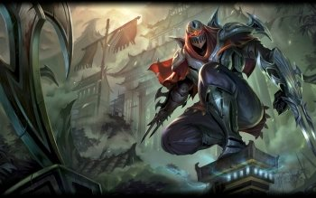 Video Game - League Of Legends Wallpapers and Backgrounds ID : 524240