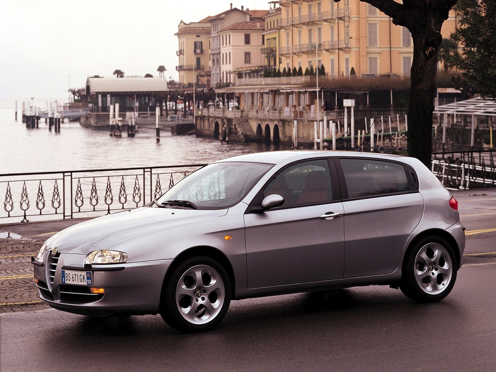 Alfa Romeo 147 Wallpaper And Background Image 1600x1200 Id 525020 Wallpaper Abyss