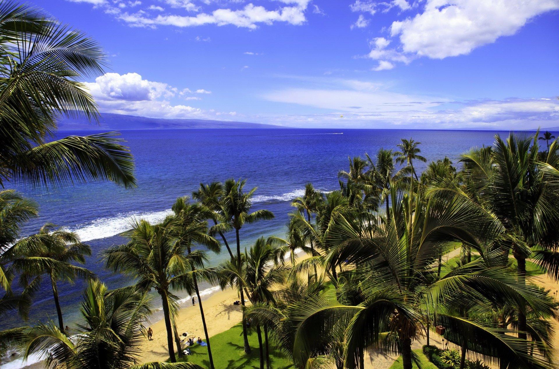 Hawaii Full HD Fond d'écran and Arrière-Plan | 3600x2375 | ID:525873