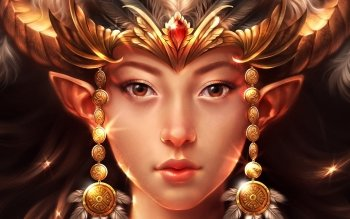 Fantasy - Women Wallpapers and Backgrounds ID : 525167